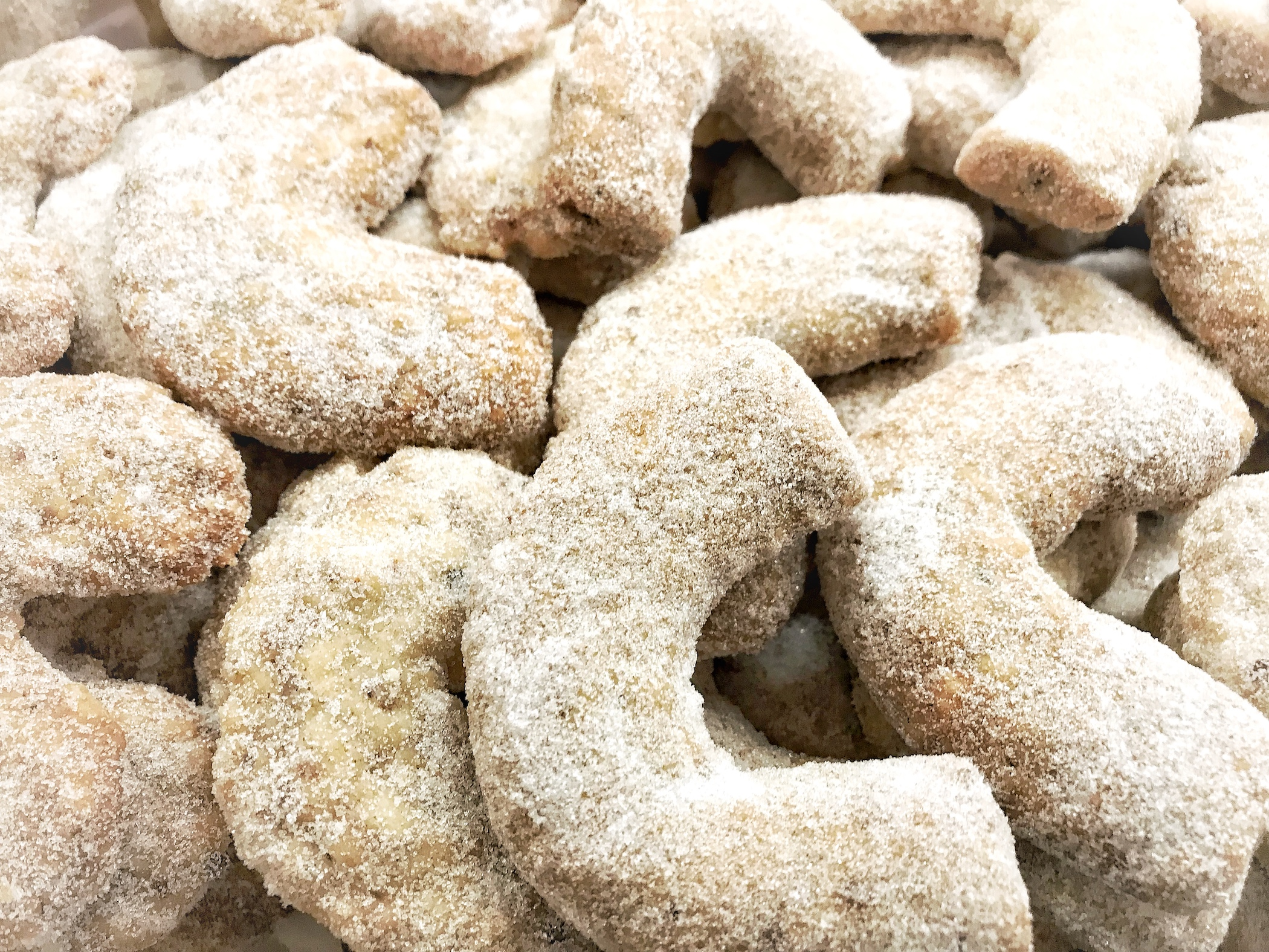 Christina's Most Famous Almond Cookies