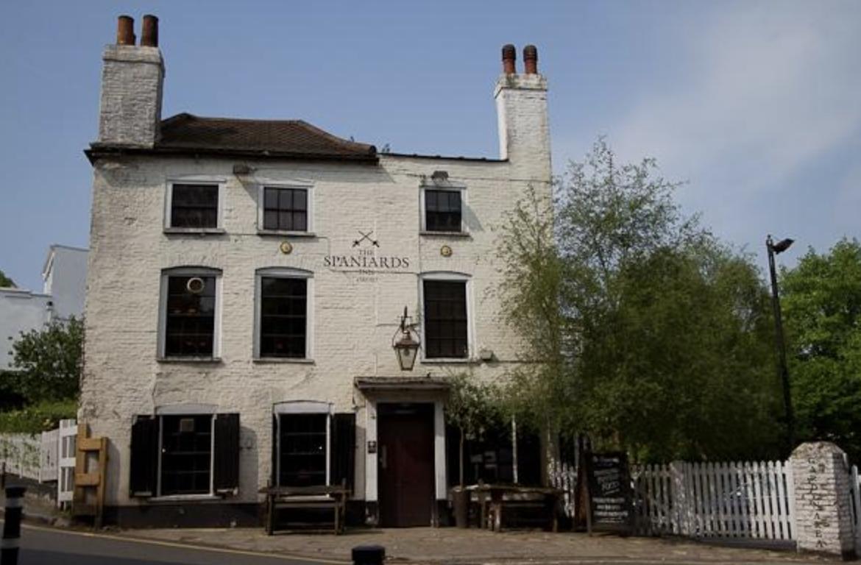 The Spaniards Inn - Spaniards Road, Hampstead