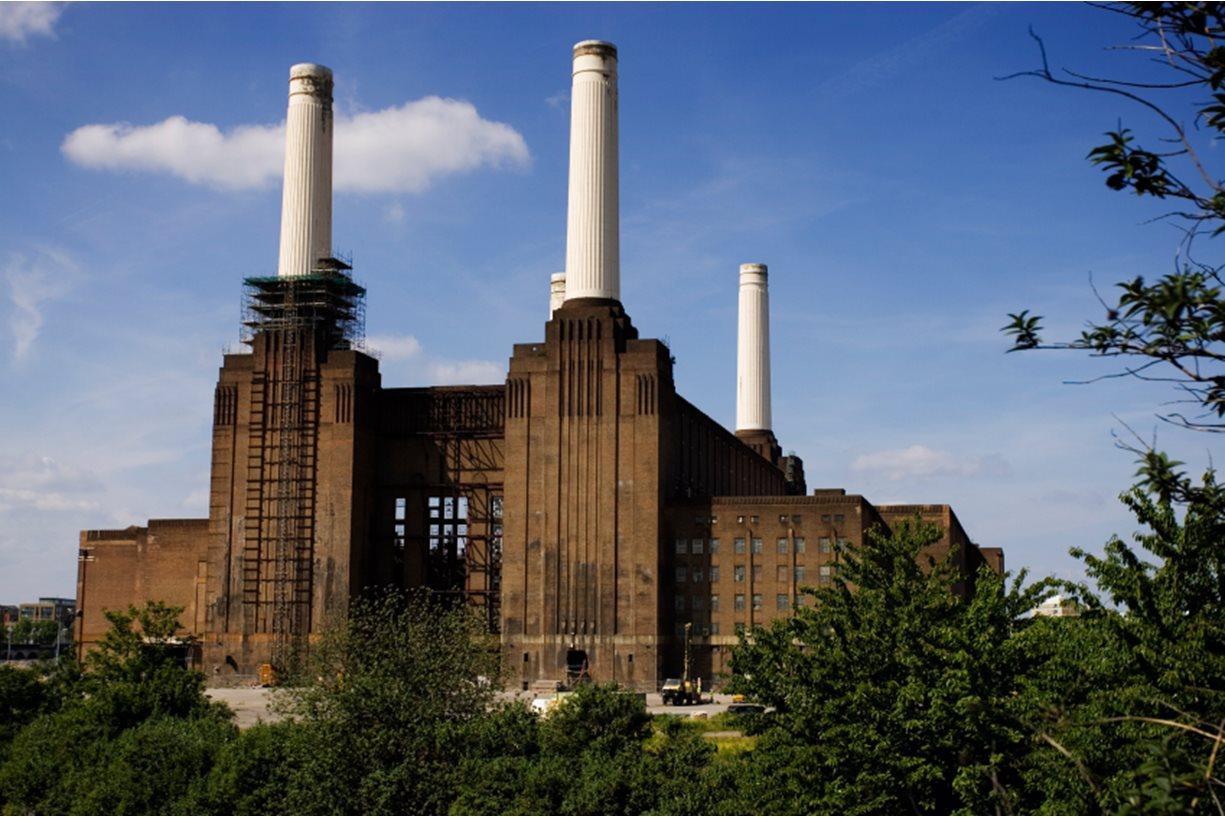 Battersea Power Station Undergoing Massive Construction.jpg