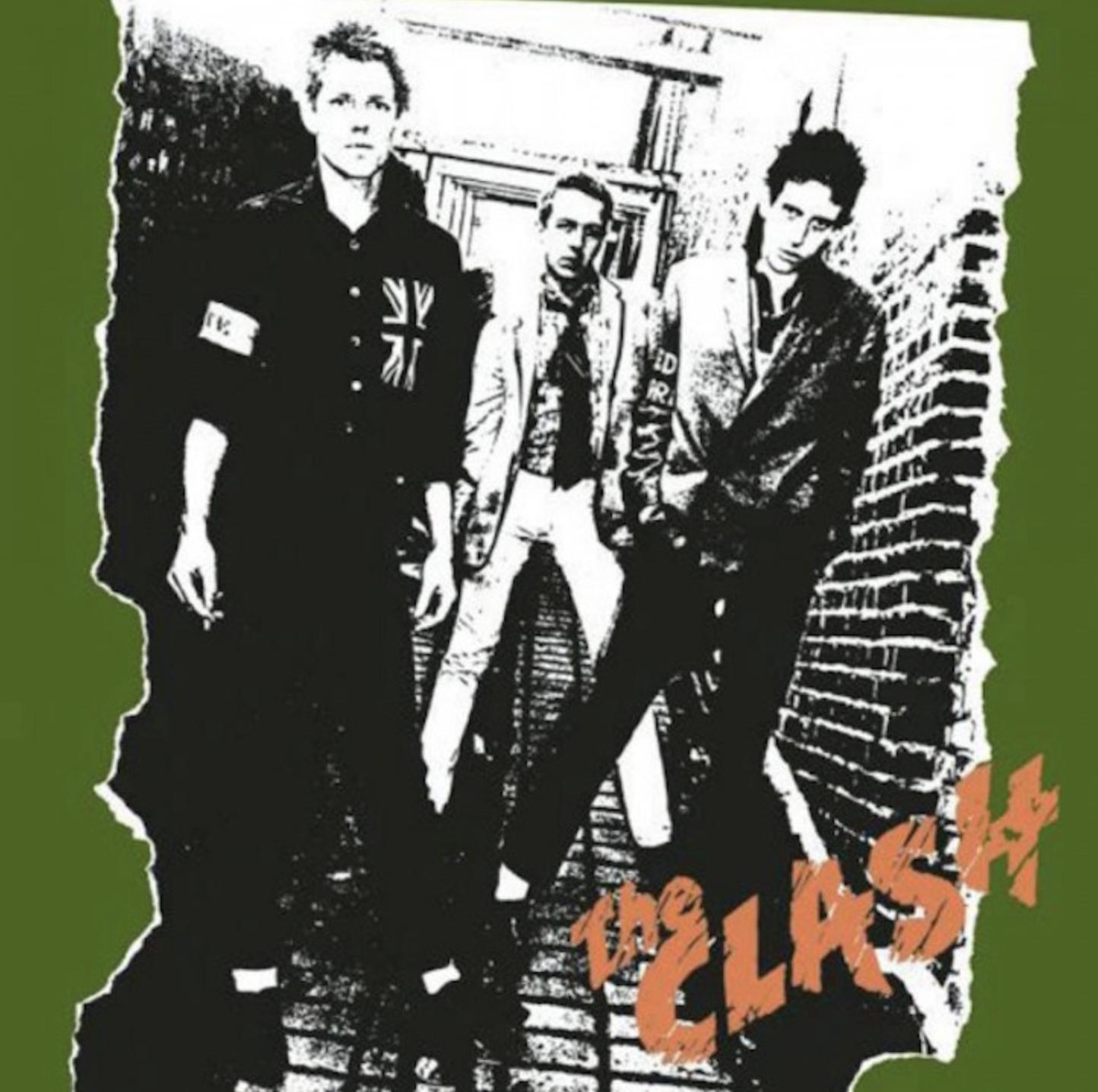 THE CLASH ALBUM COVER
