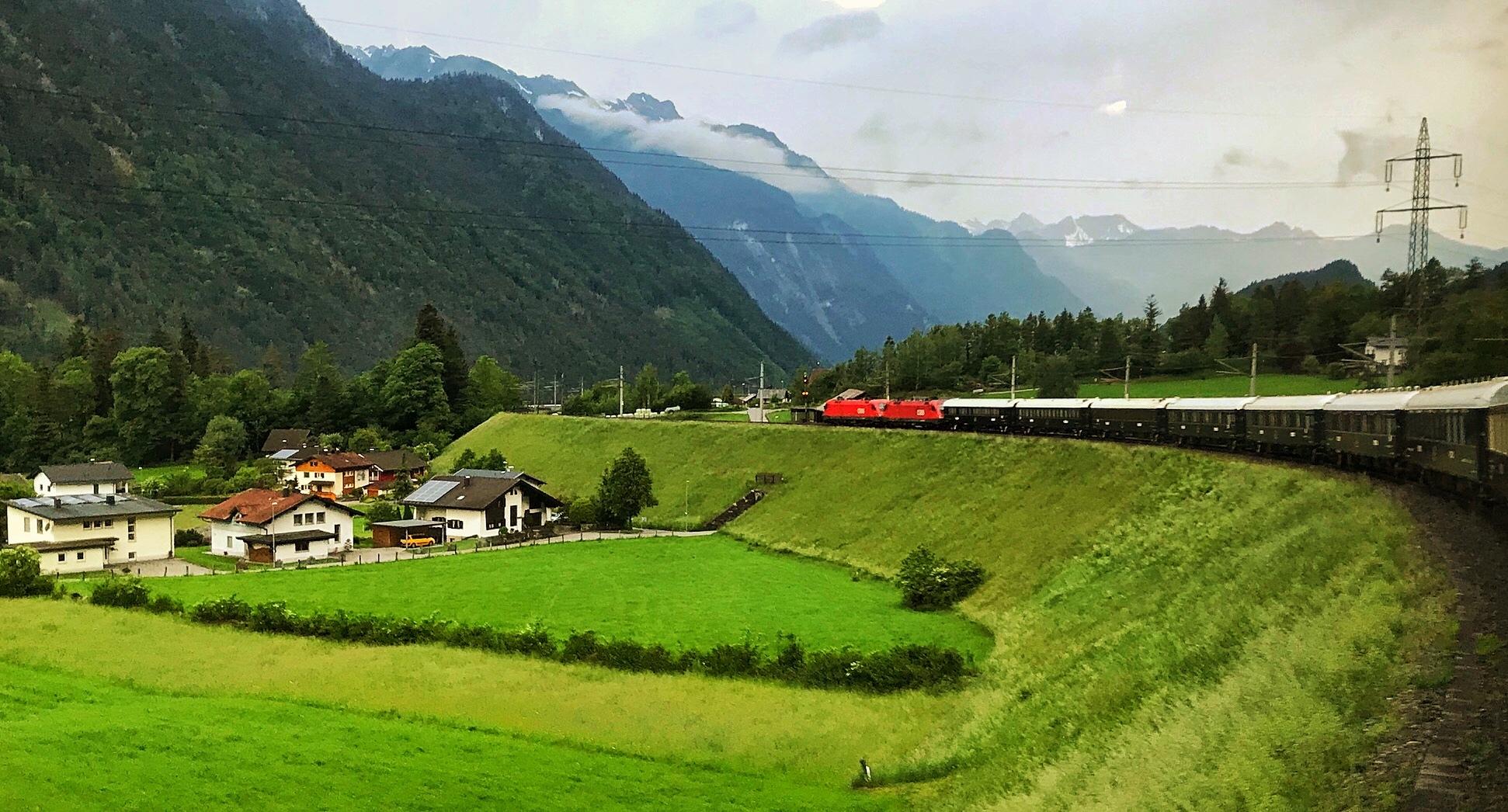 Exterior Orient Express Going through mountain.jpeg