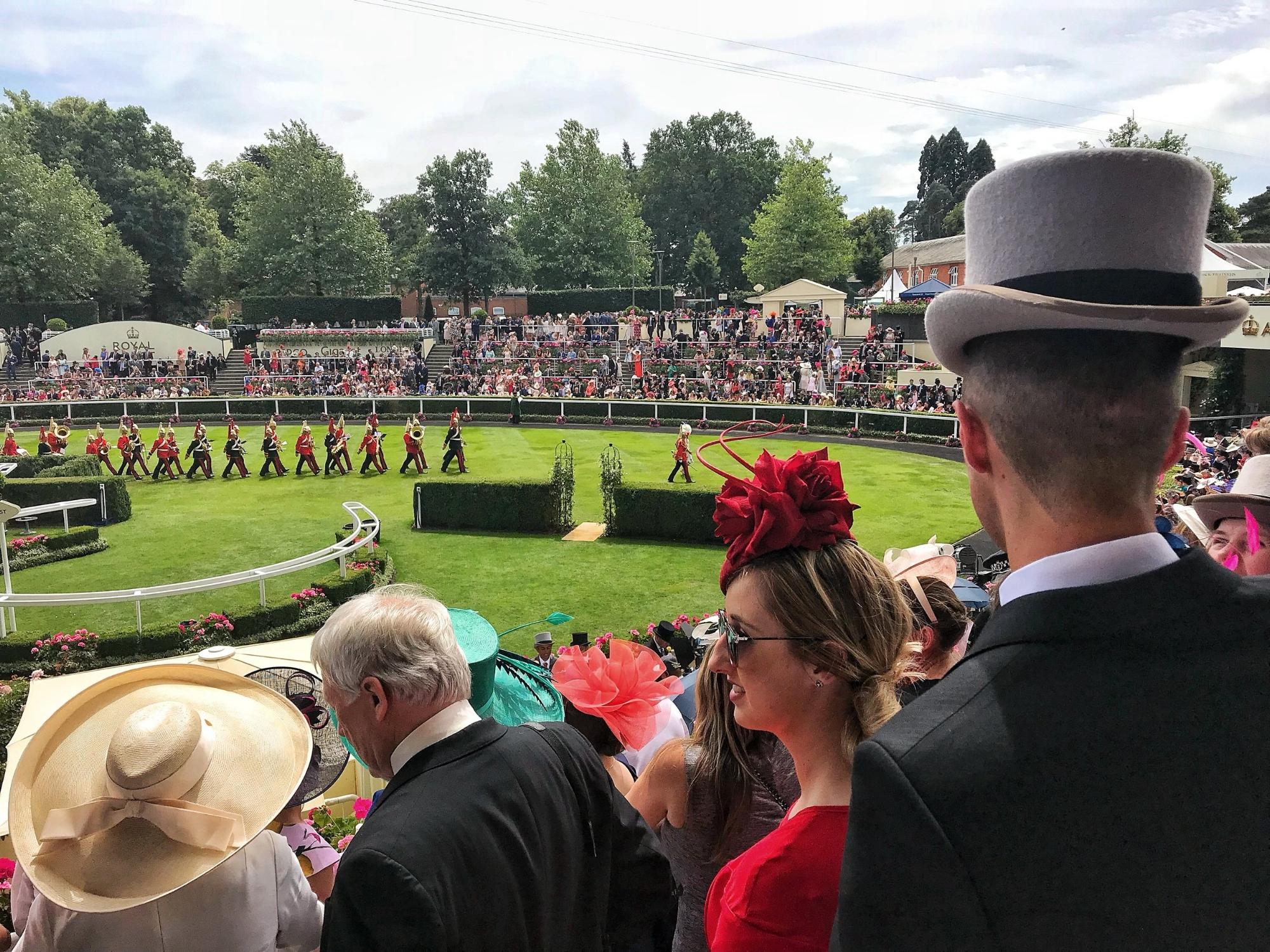 Royal Ascot Winner's Circle