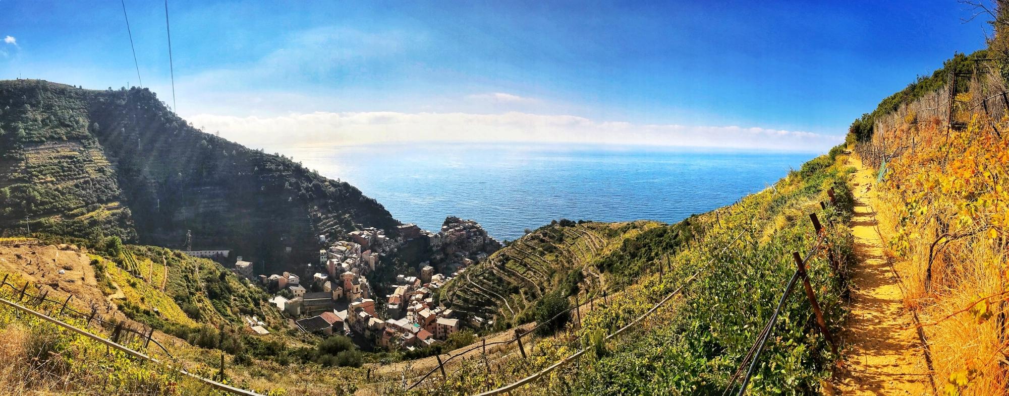Riomagiore, Cinque Terre.