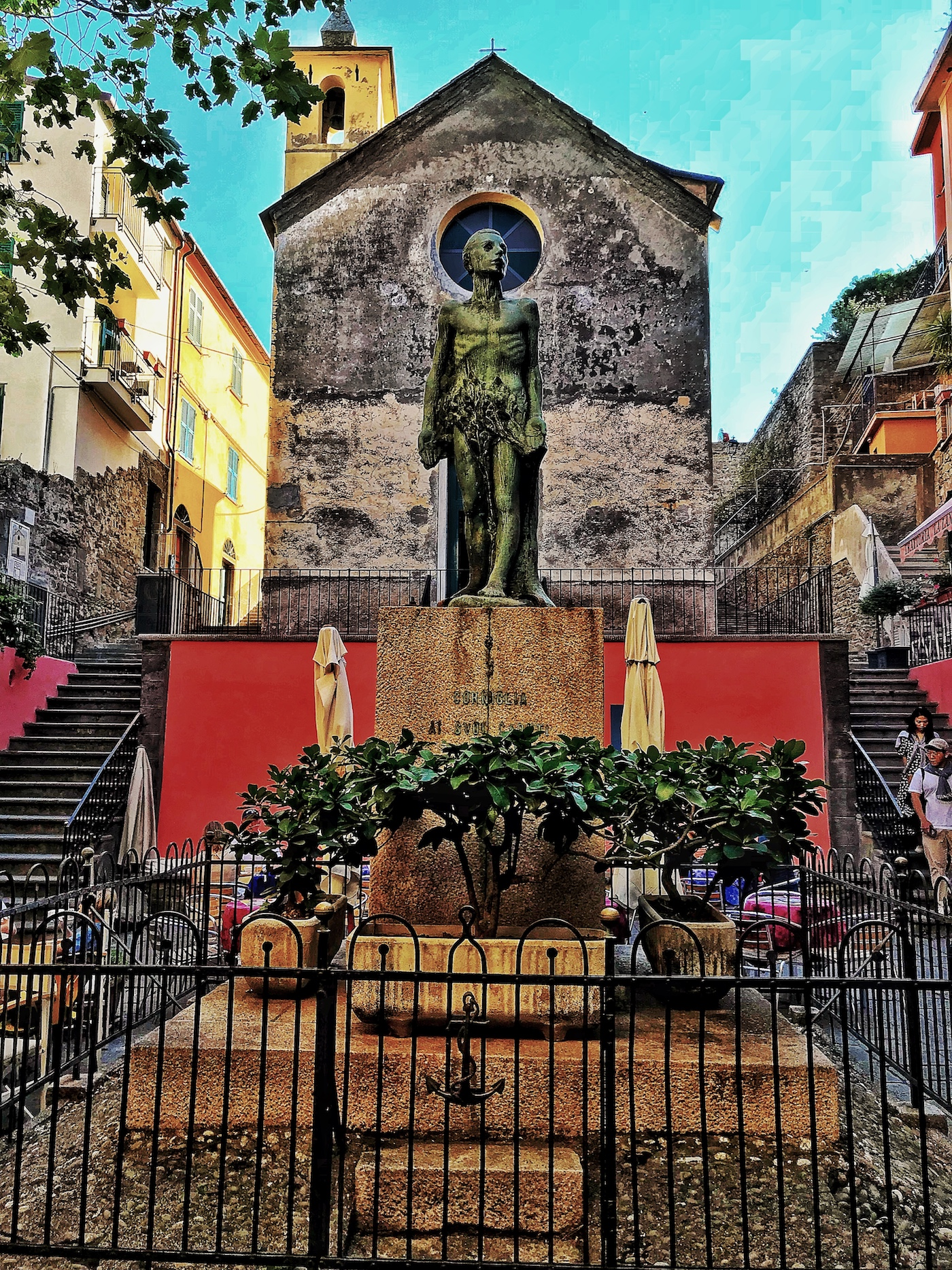 Cornigilia, Cinque Terre