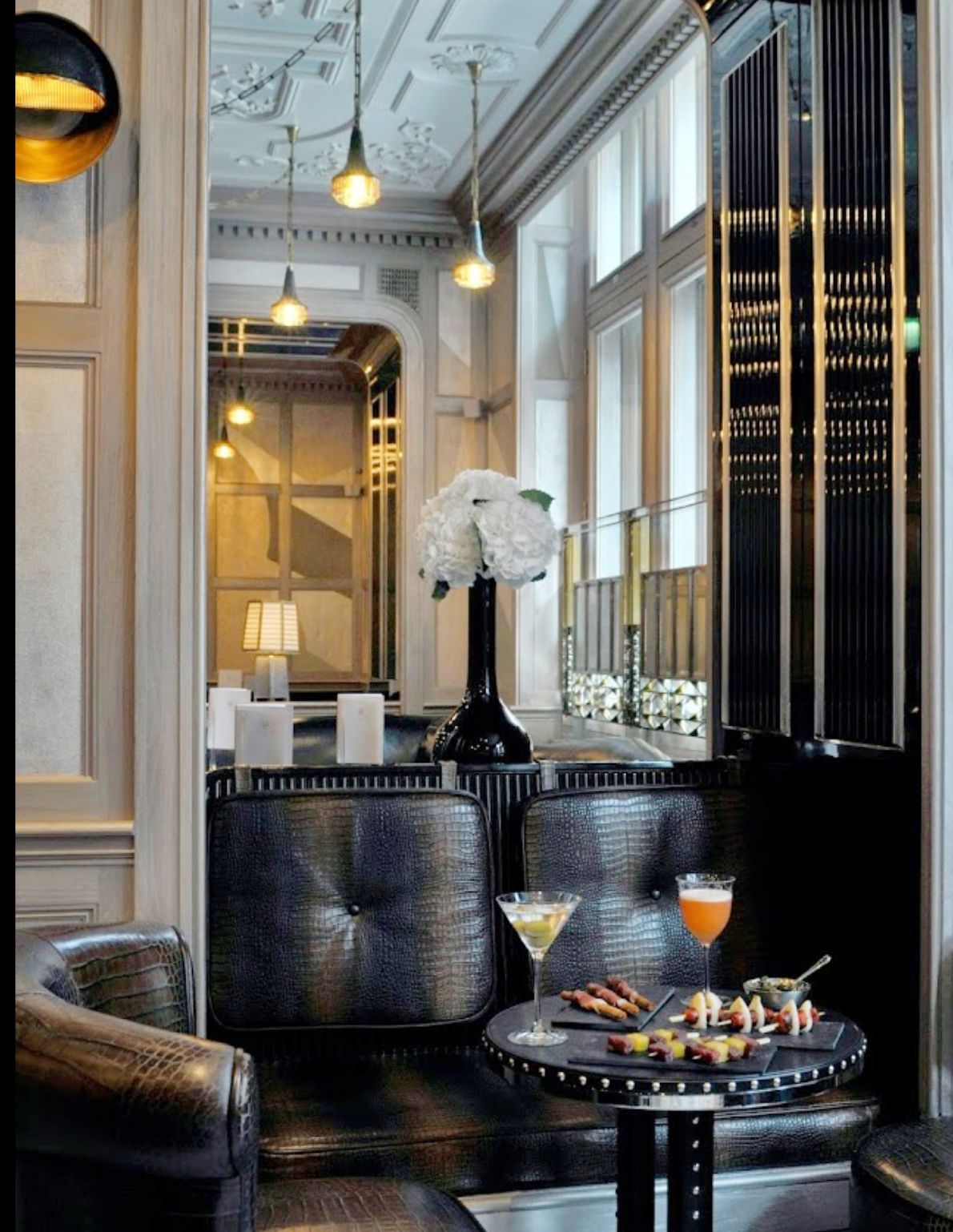 The Connaught Bar Interior