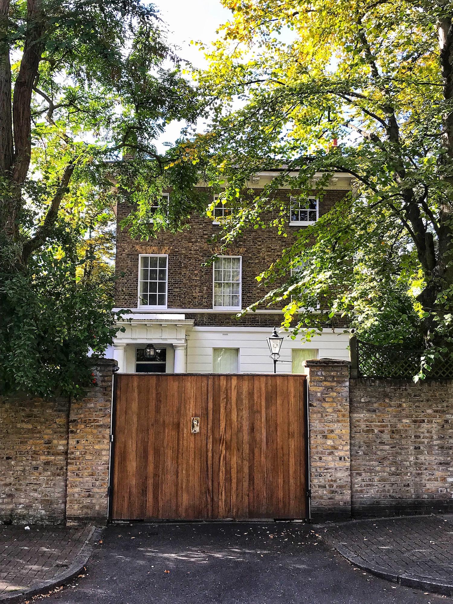 Paul McCarthy's House St Johns Wood