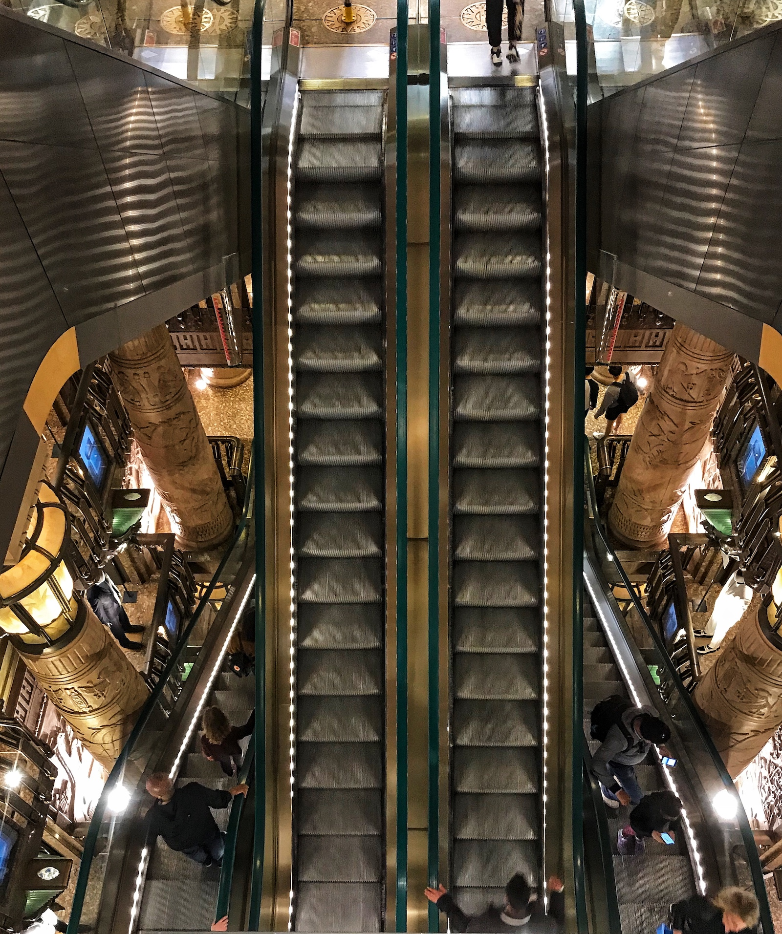 Escaltors Side By Side Harrods.jpg