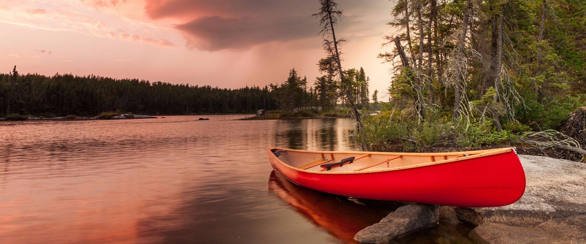 Canoe in Muskoka .jpg