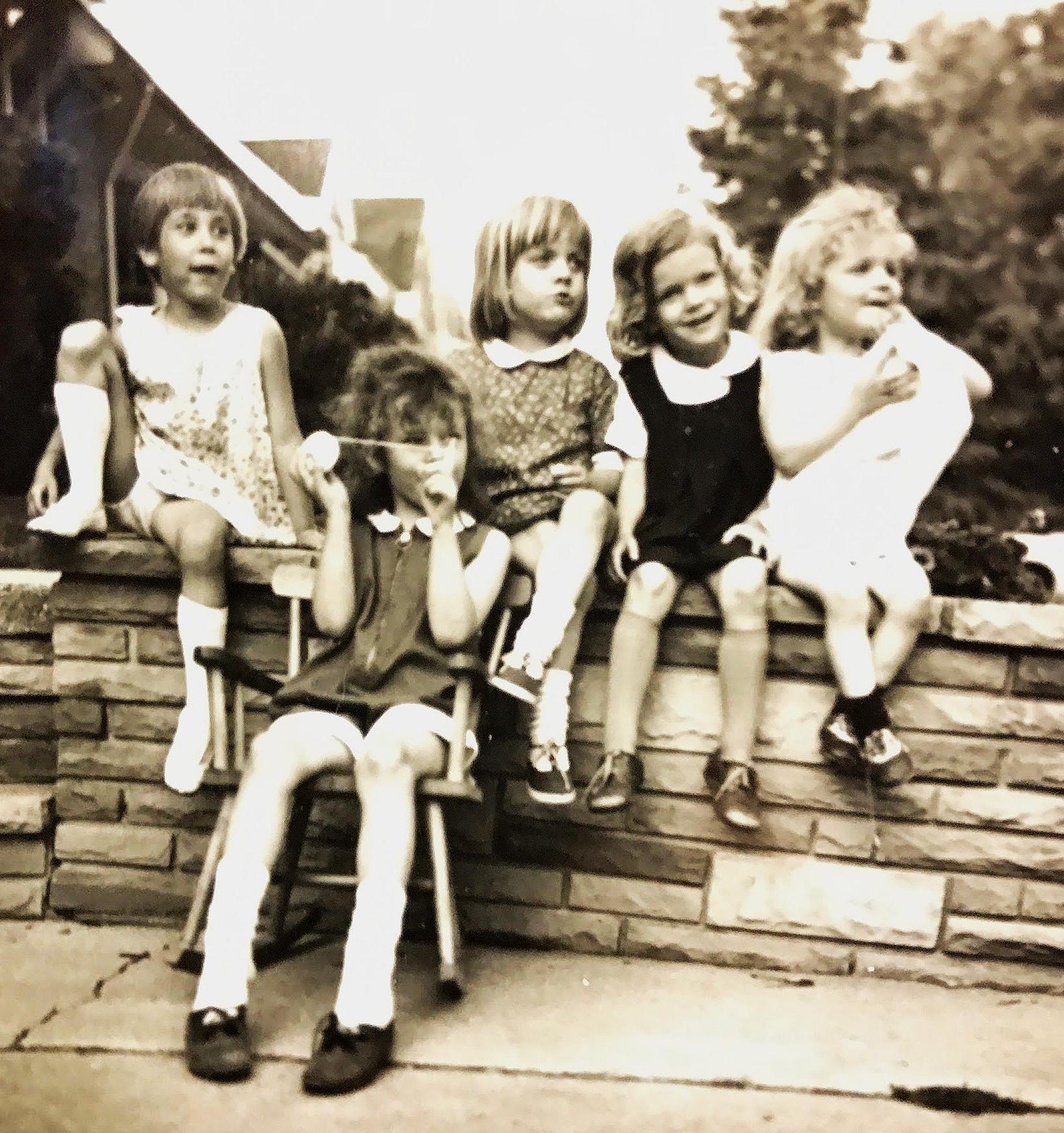 Neighborhood Kids early 1970's.png