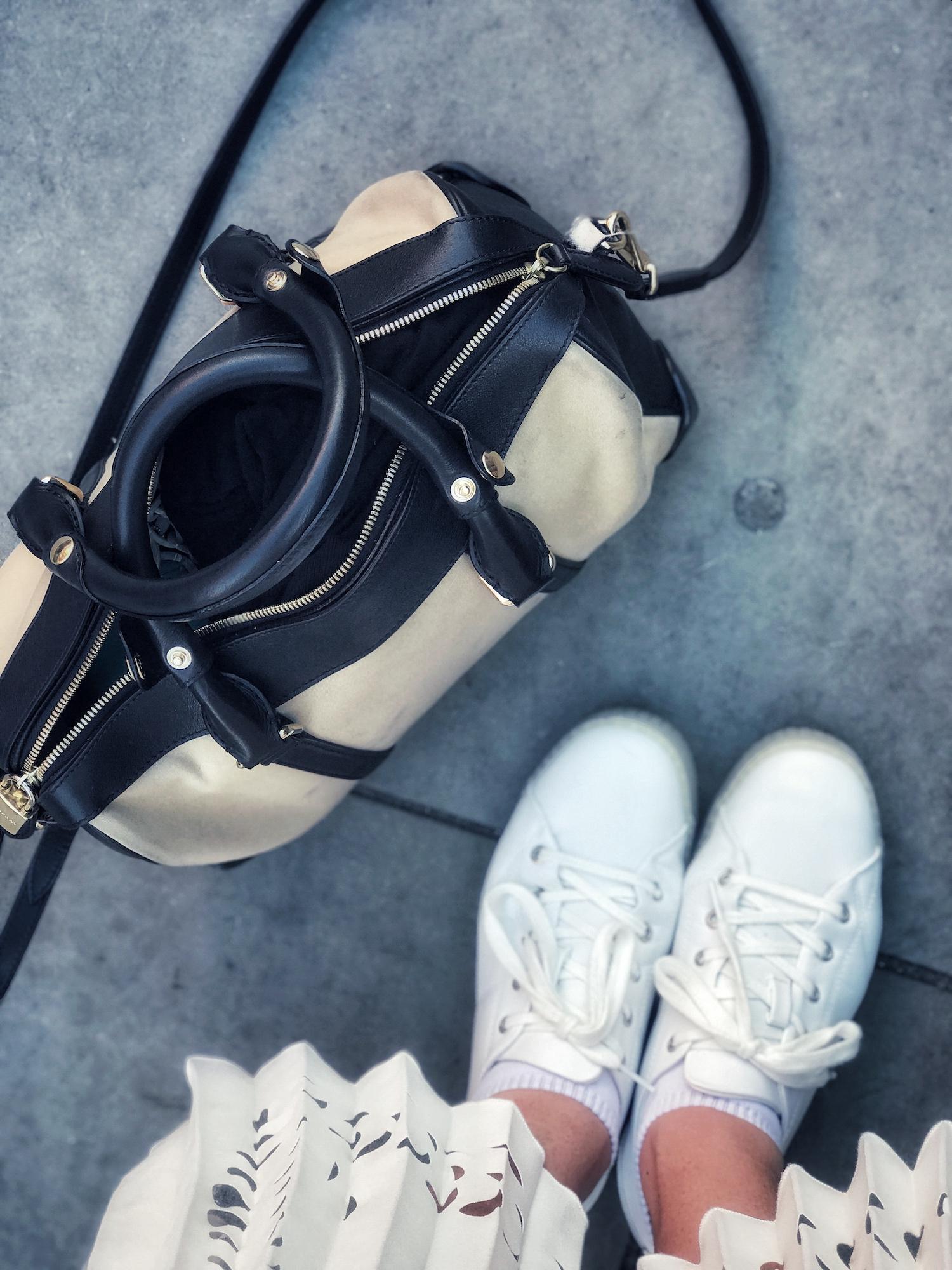 My Zara trainers