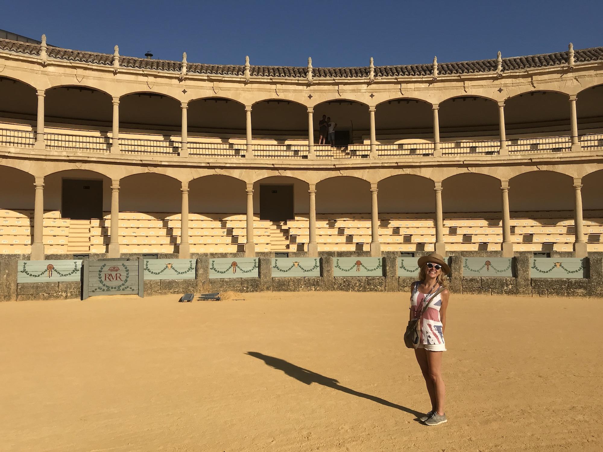 Plaza de Toros. Ronda, Spain