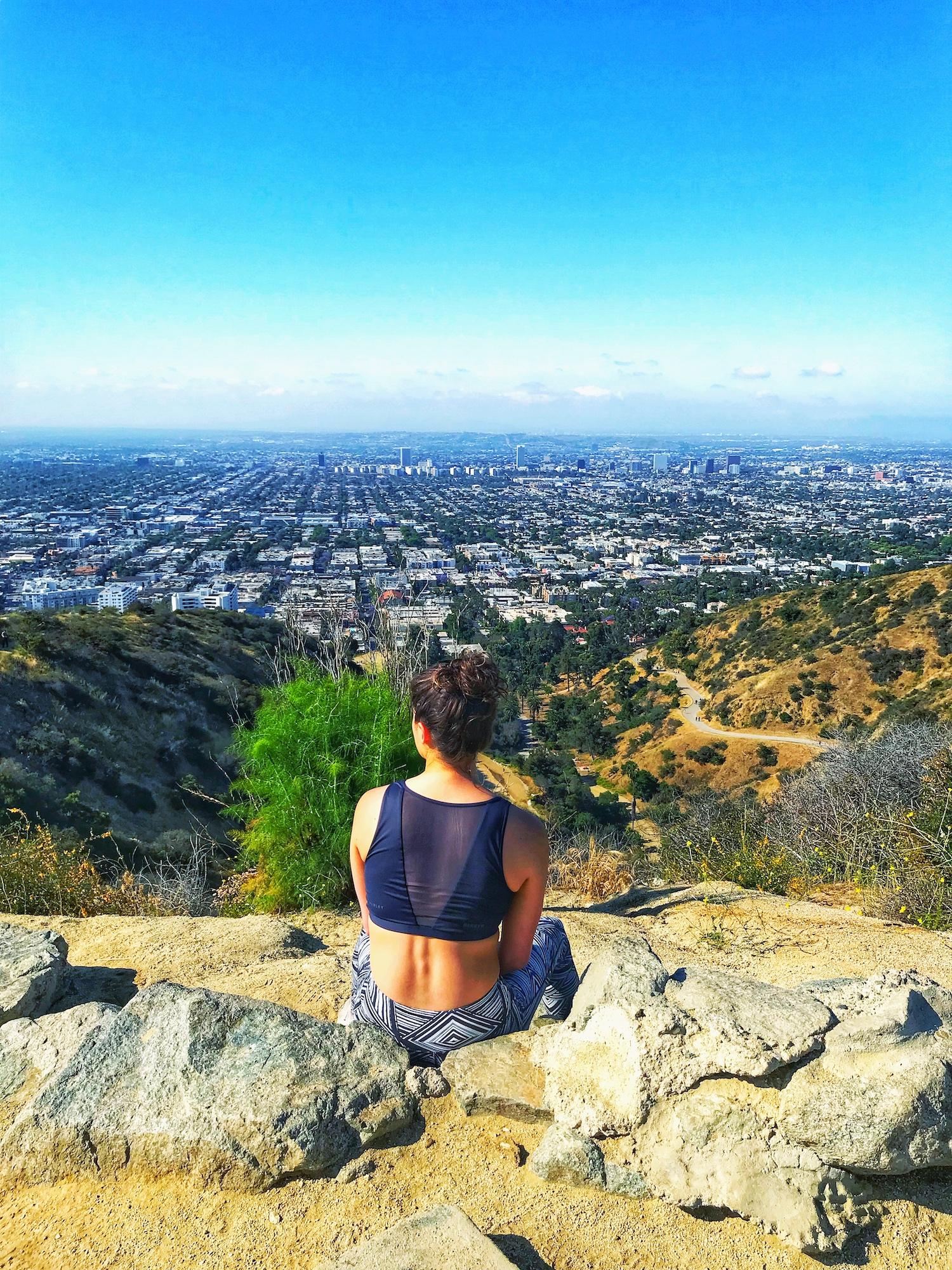 Runyon Canyon Park, California