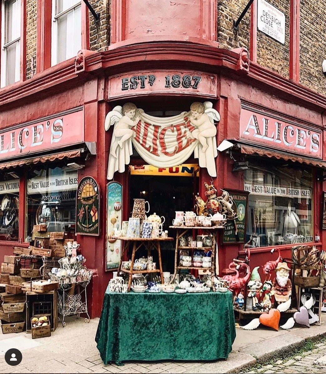 Alice's Notting Hill