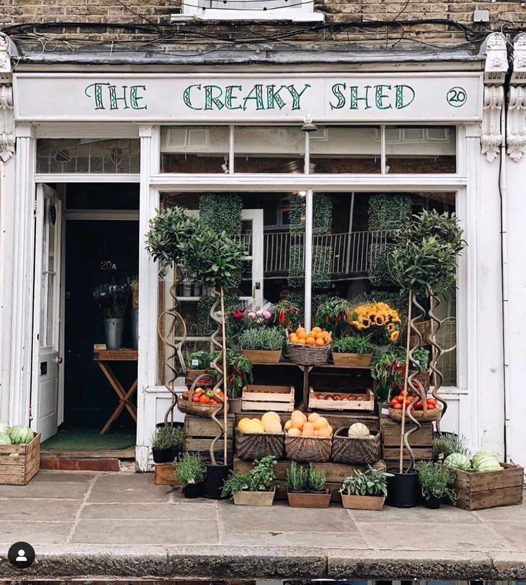 The Creaky Shed, Greenwich