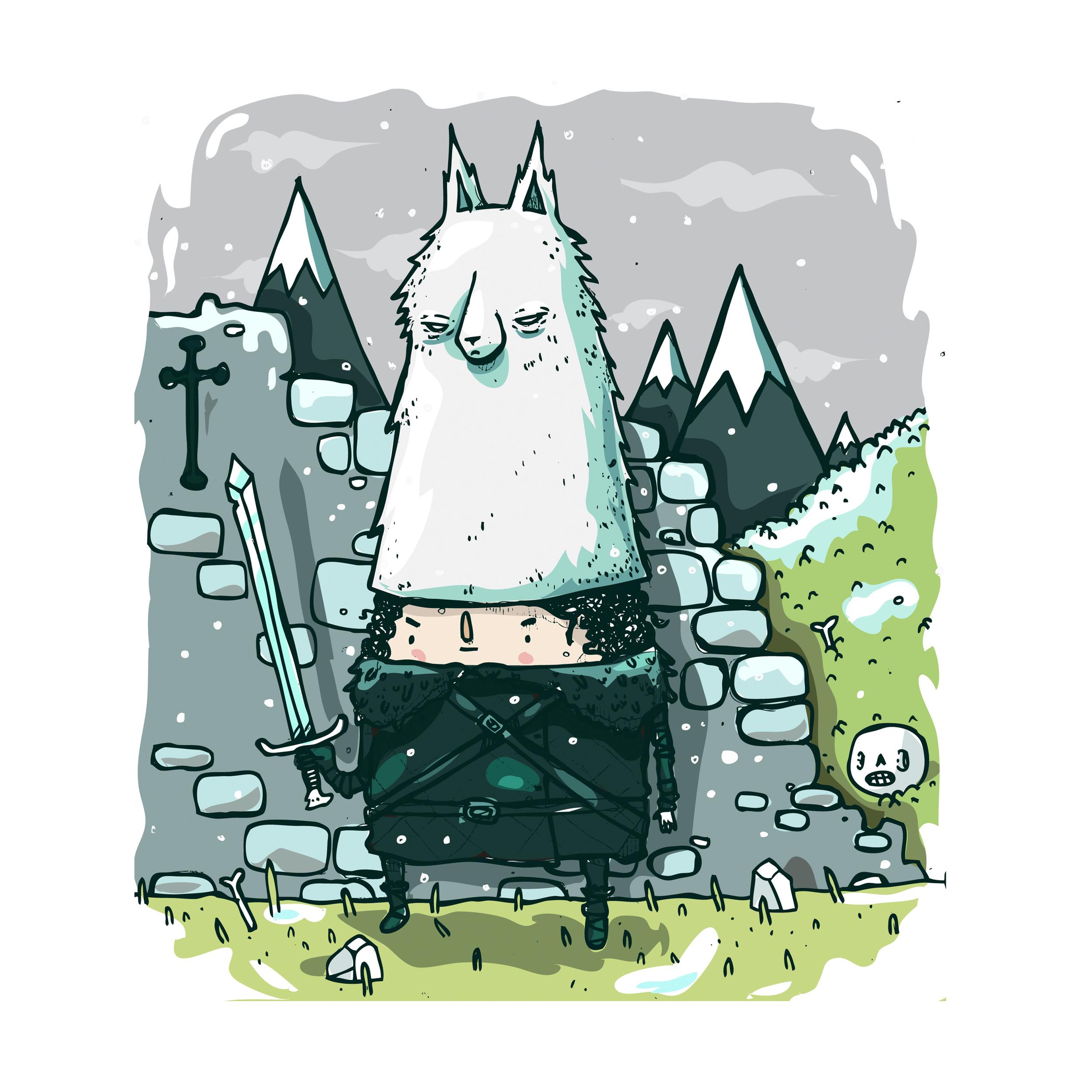 John Snow the ghost