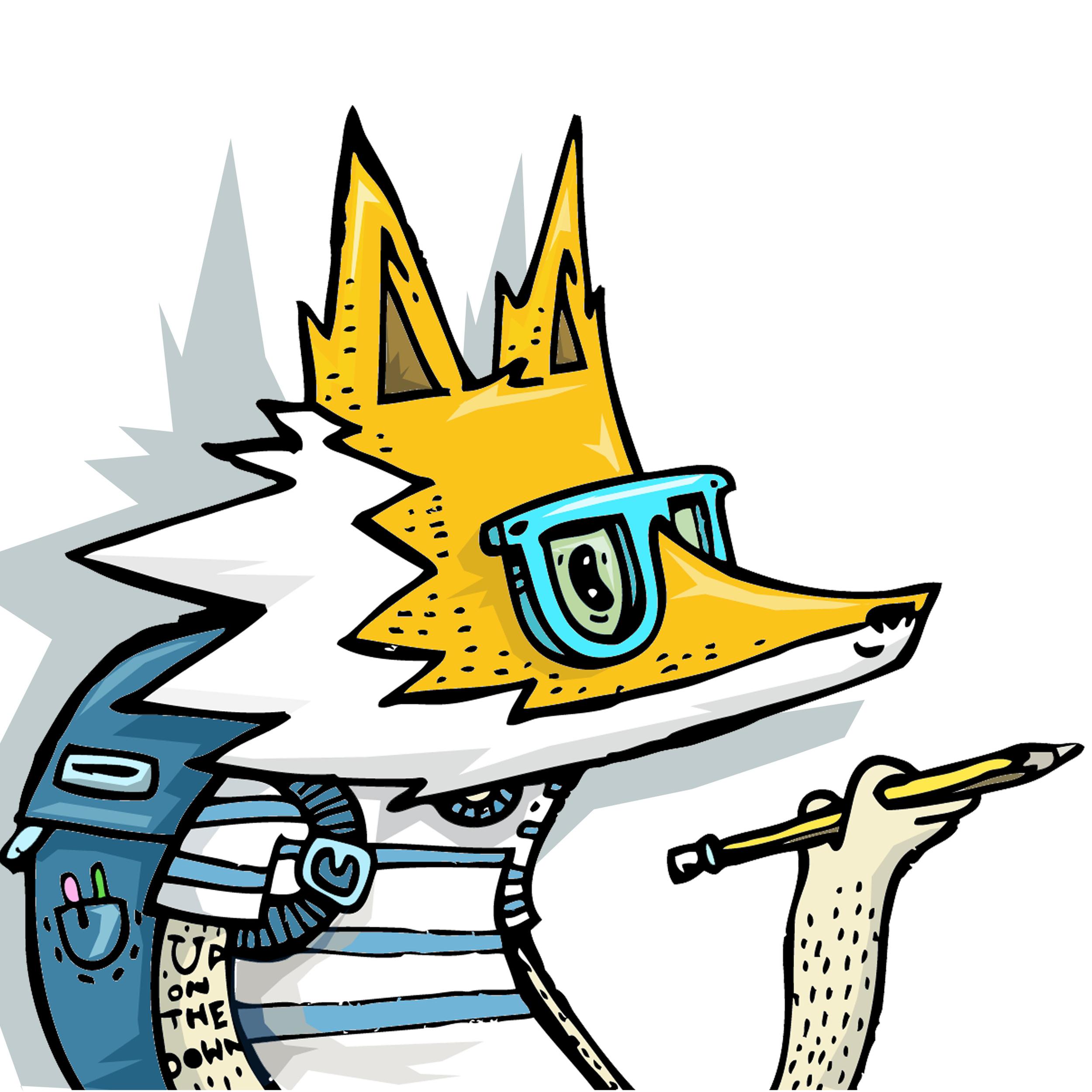 Fox artist