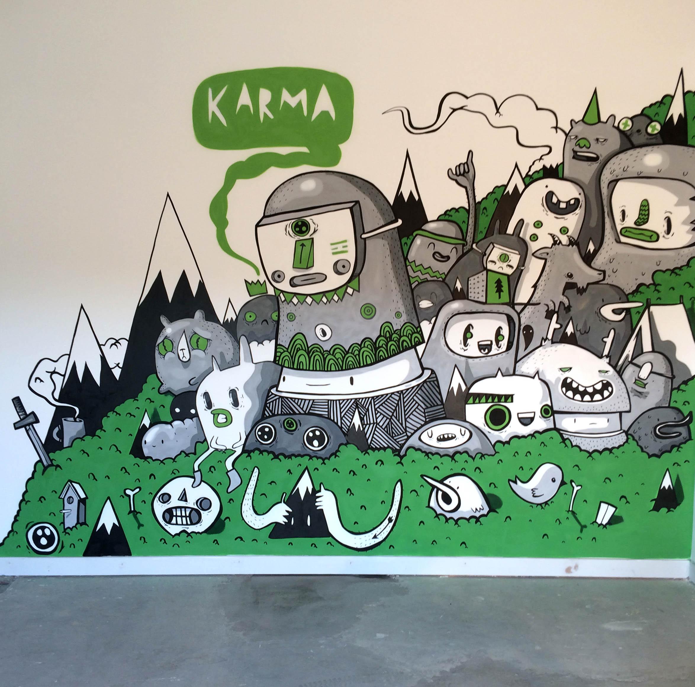 Karma Climbing Centre