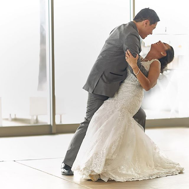 It is so heartwarming to witness a couple start their marriage with love and laughter. : : #limbayen #wedding #firstdance #laugh #live #love #heartwarming #sandiego #california #happilyeverafter #justmarried #mrandmrs #weddingdress #weddingsneakers