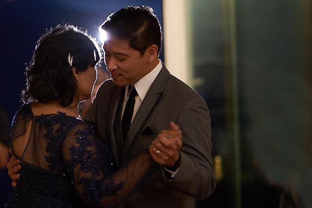 A sweet mother & son dance. 😊 : : #mothersondance #momandson #weddingdance #sweet #mom #son #limbayen #dance #lajolla #california