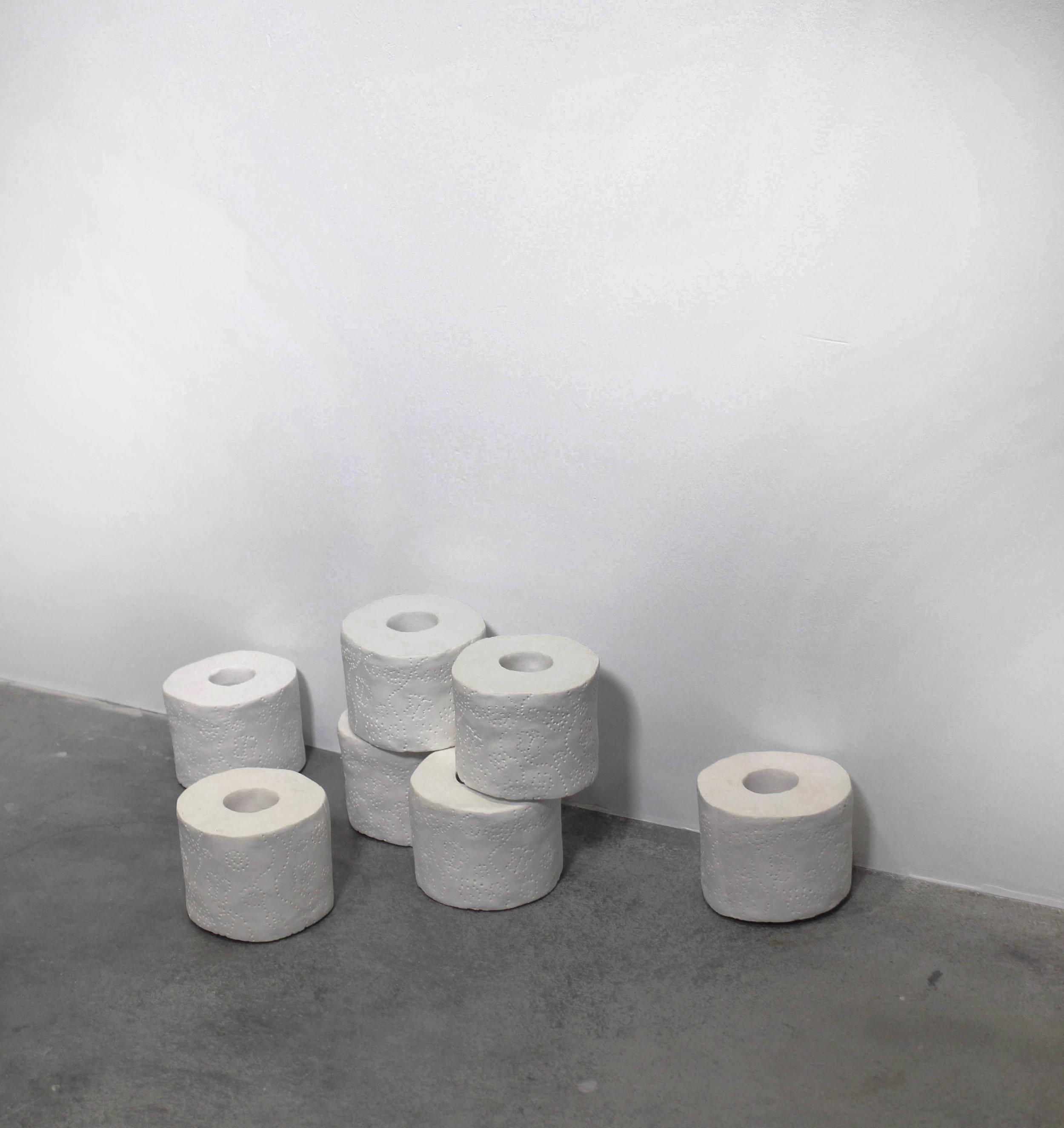 Toilet Paper Rolls, 2015