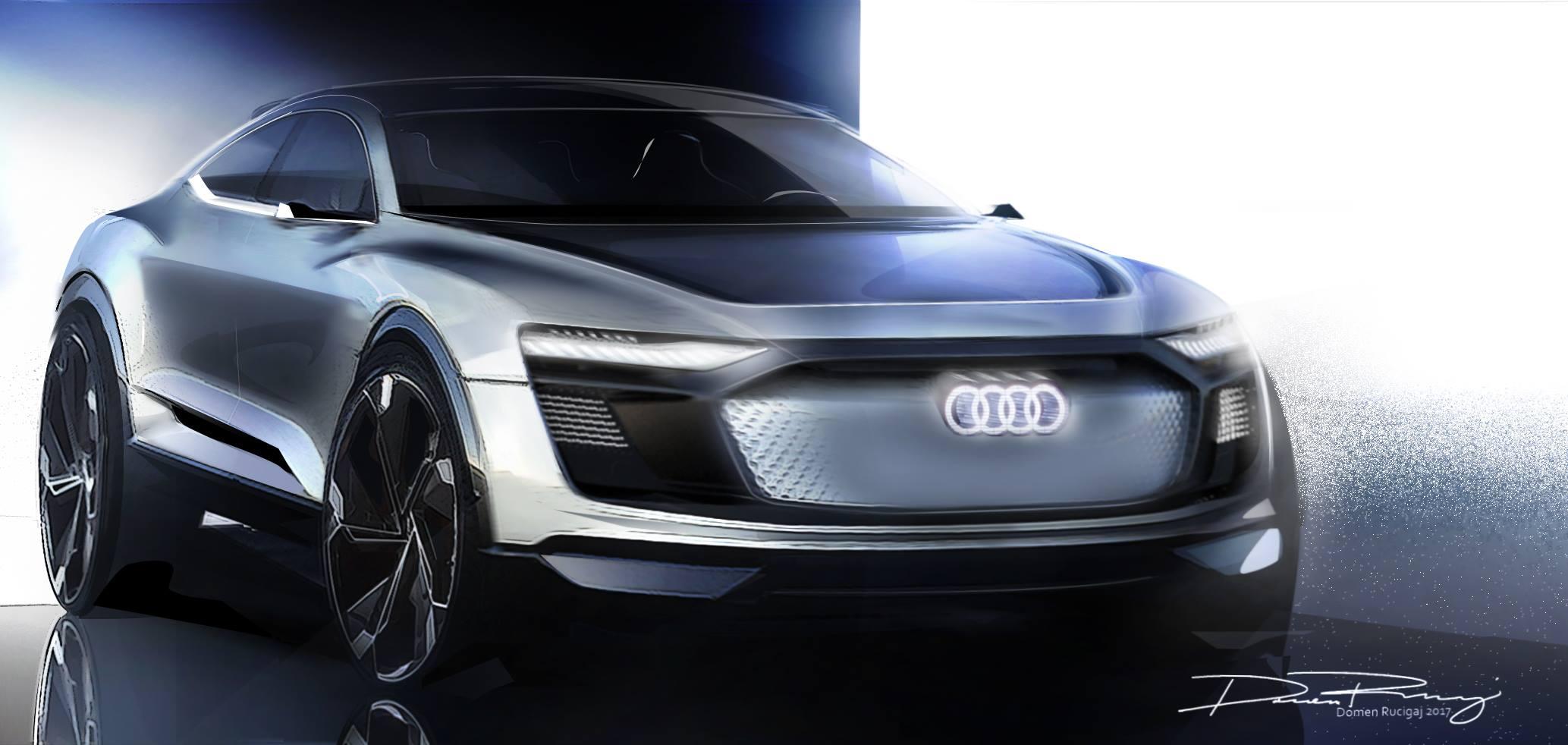 Audi concept by Domen Rucigaj