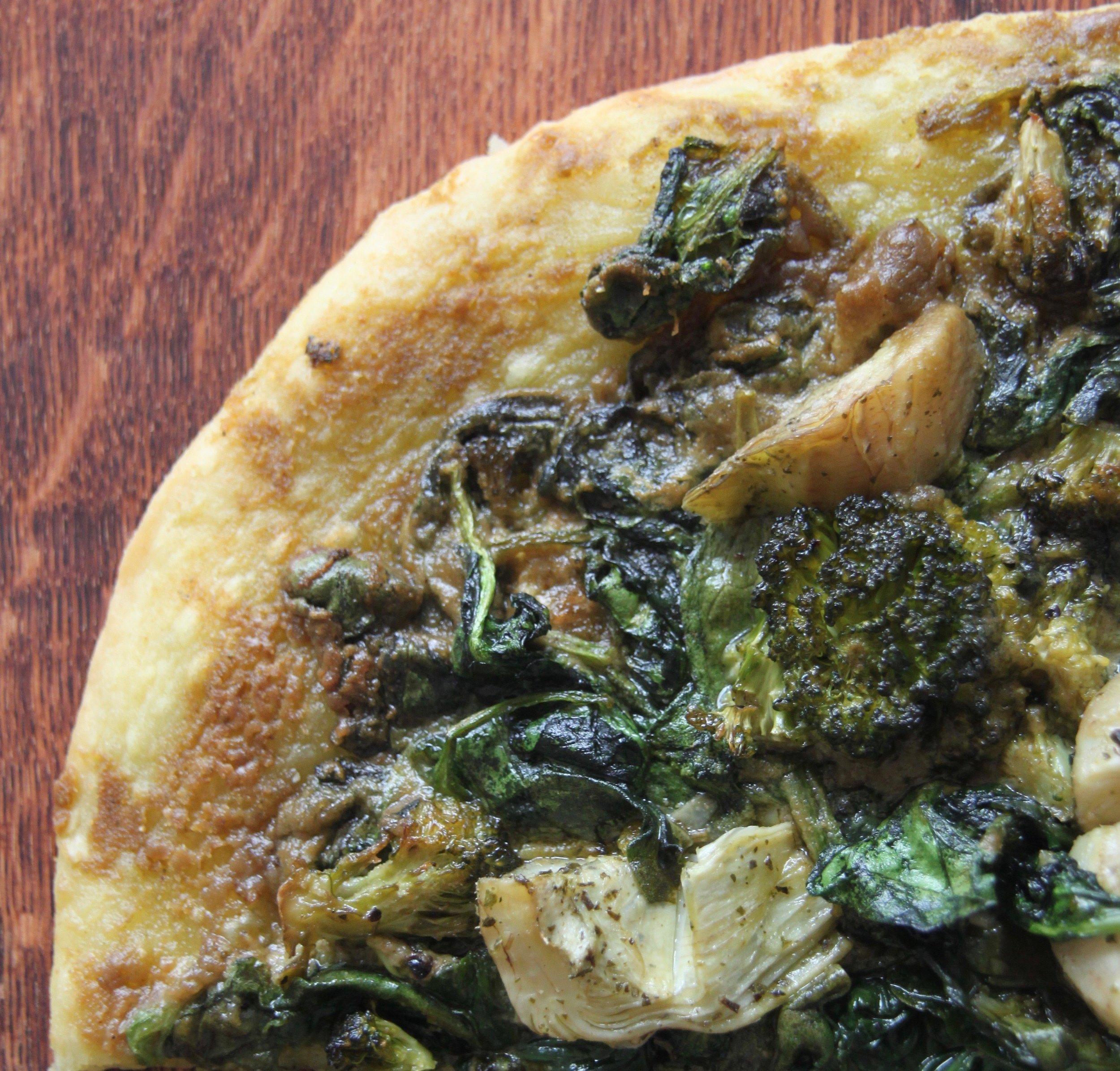 Primo Pesto Pizza