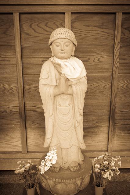Statue_at_Yutenji
