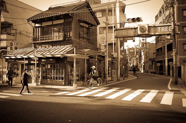 Yutenji_Street