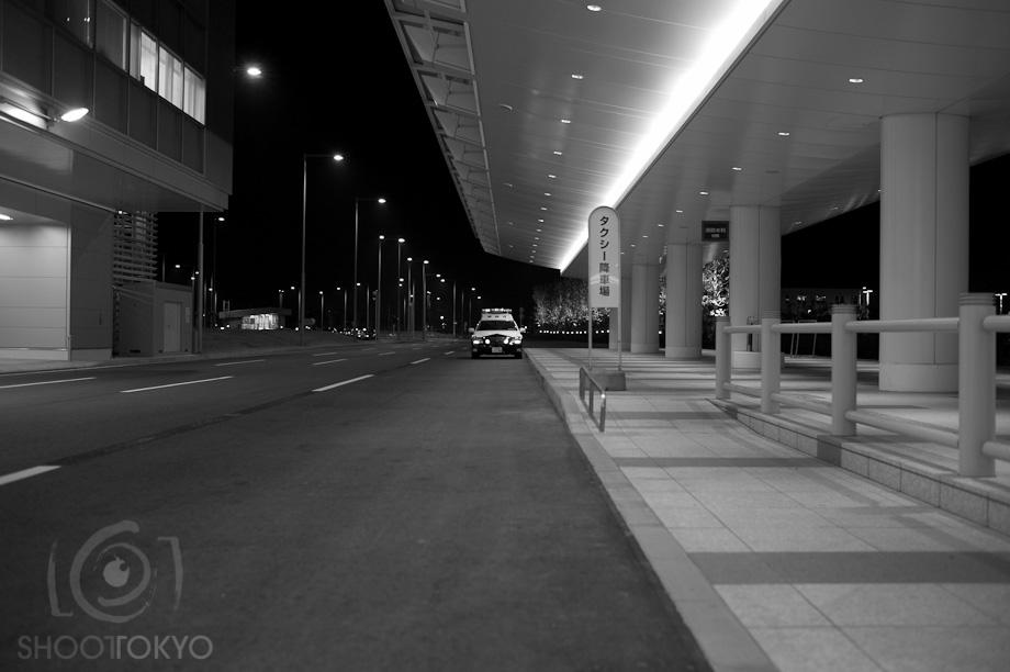 Haneda at 6AM