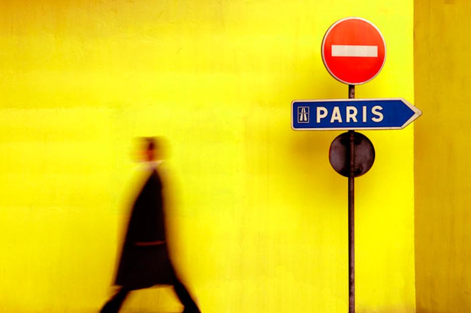 Paris by Bryan Peterson