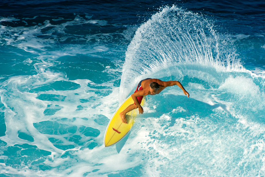 Surfer by Bryan Peterson