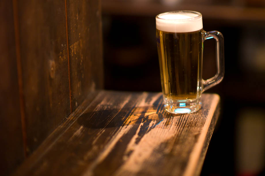 8. Beer