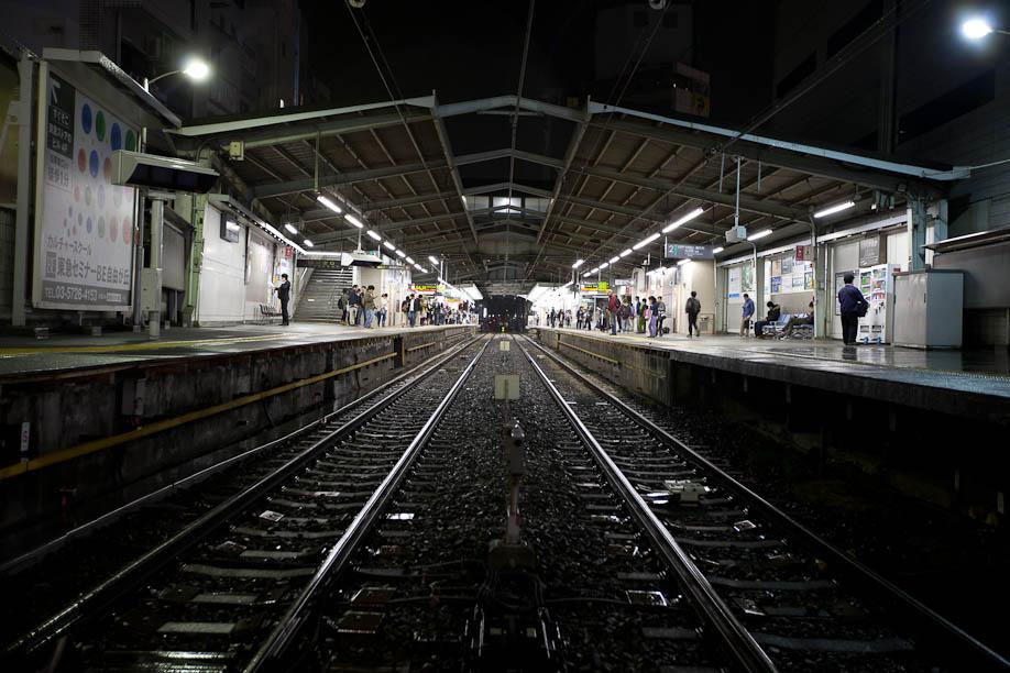 Jiyugaoka Station in Tokyo, Japan