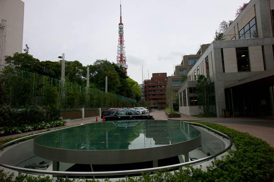 The Tokyo American Club in Tokyo, Japan