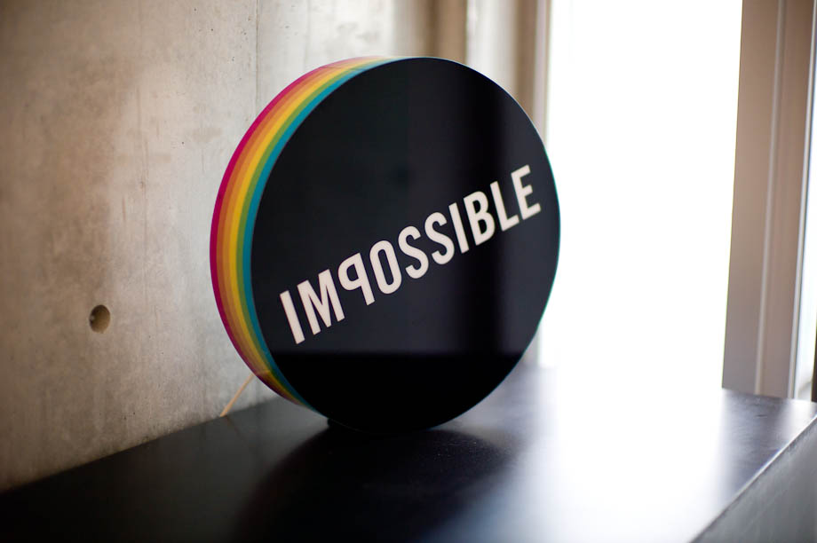 The Impossible Project Space in Nakameguro, Tokyo, Japan