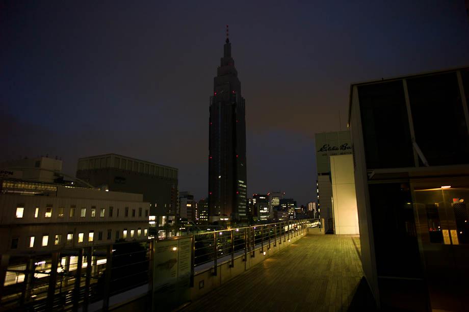 DoCoMo Tower, Shinjuku, Tokyo, Japan