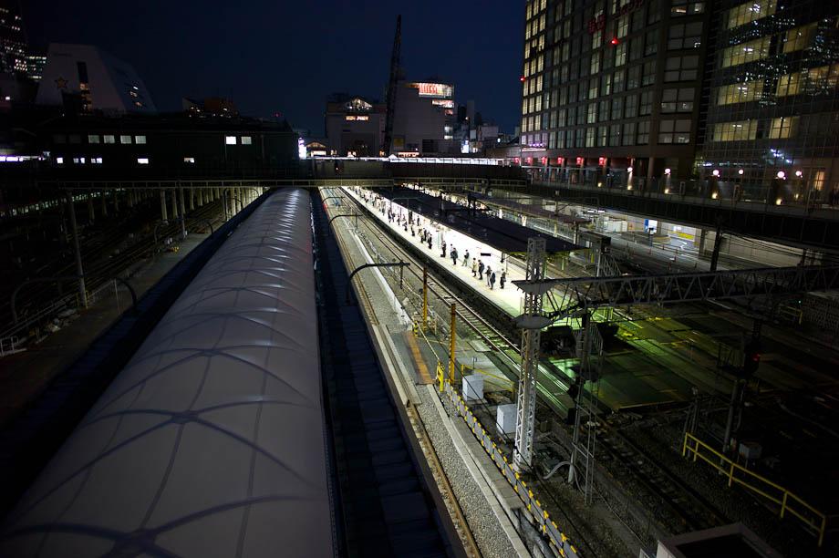 Shinjuku Station, Shinjuku, Tokyo, Japan