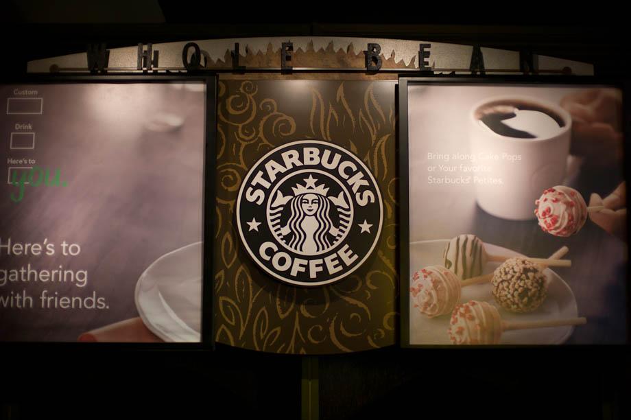 Starbucks in Gotanda