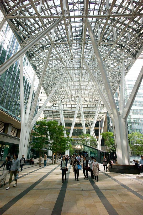 Tokyo MidTown in Tokyo Japan