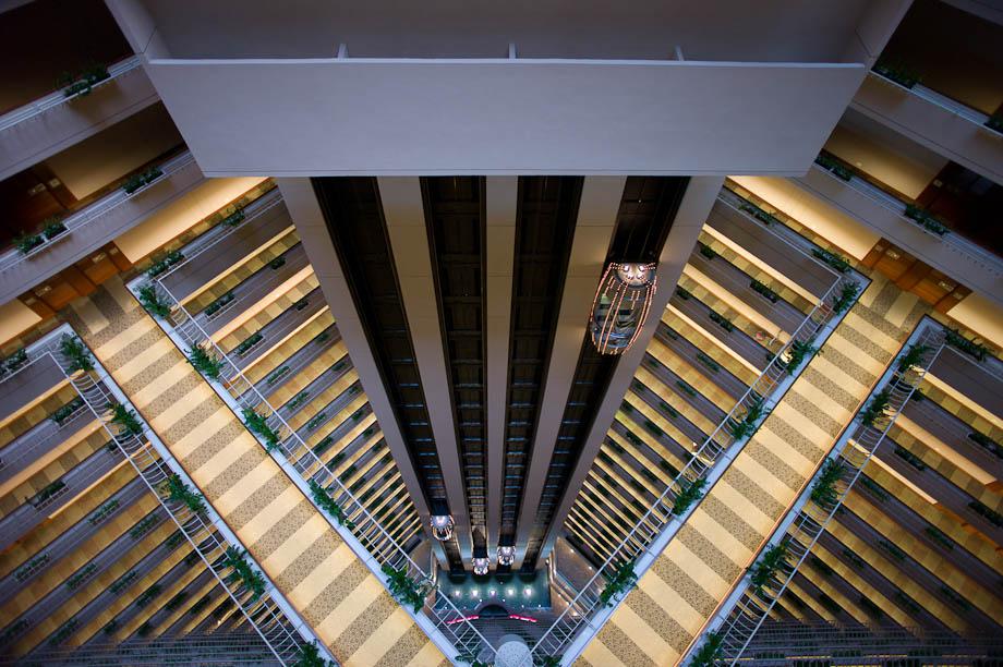 Pan Pacific Hotel, Singapore