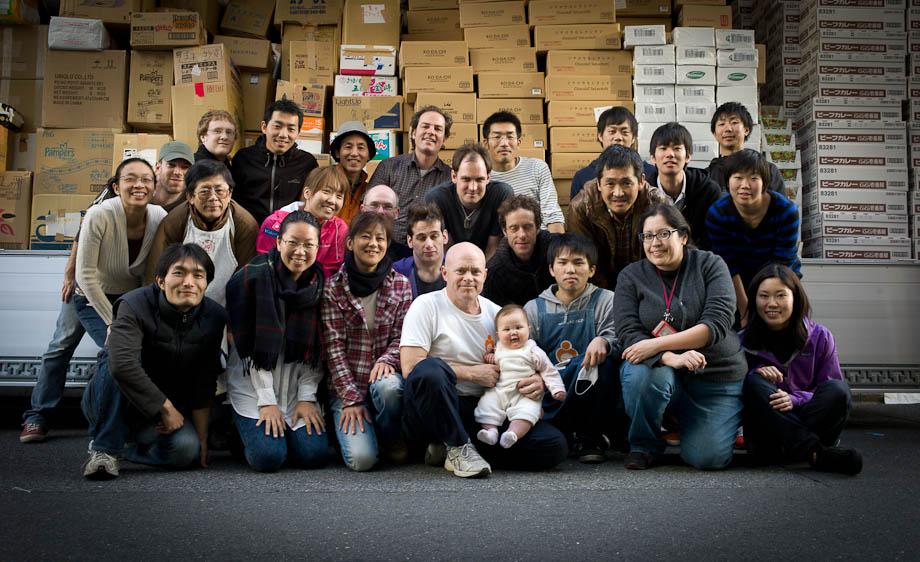 Second Harvest Japan