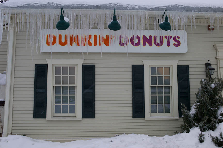 Dunkin Donuts, New England