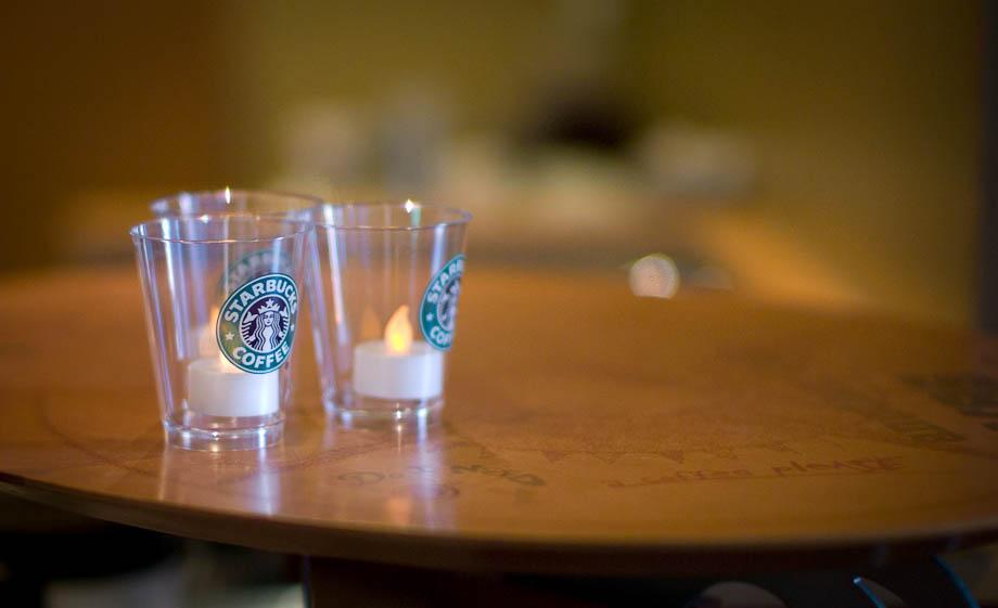 Starbucks, Maynds Tower, Tokyo, Japan