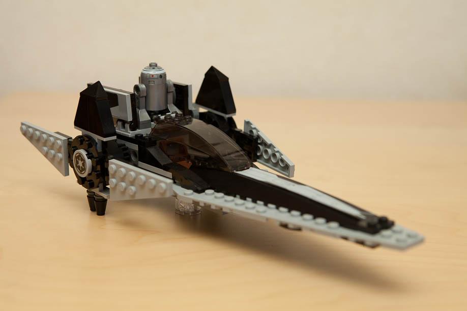 LEGO Star Wars 7915 Imperial V-Wing Starfighter BNIB レゴスターウォーズ7915インペリアルのV -ウイングスターファイターBNIB
