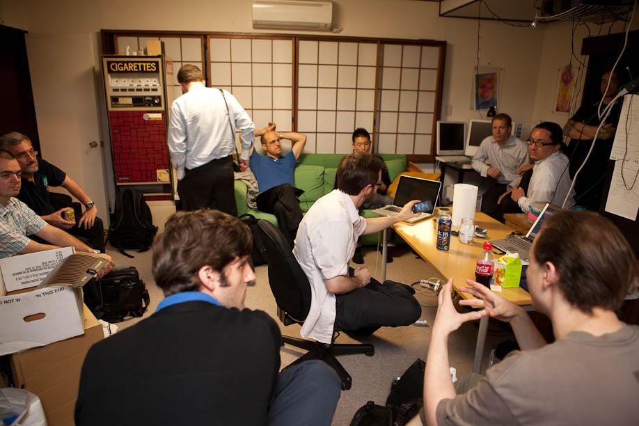 Tokyo Hacker Space