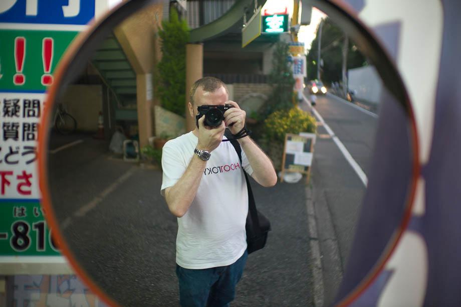 Dave of ShootTokyo