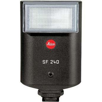 The Leica SF 24D Flash