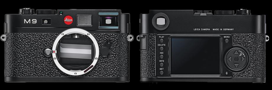 The Leica M9 Digital Range Finder
