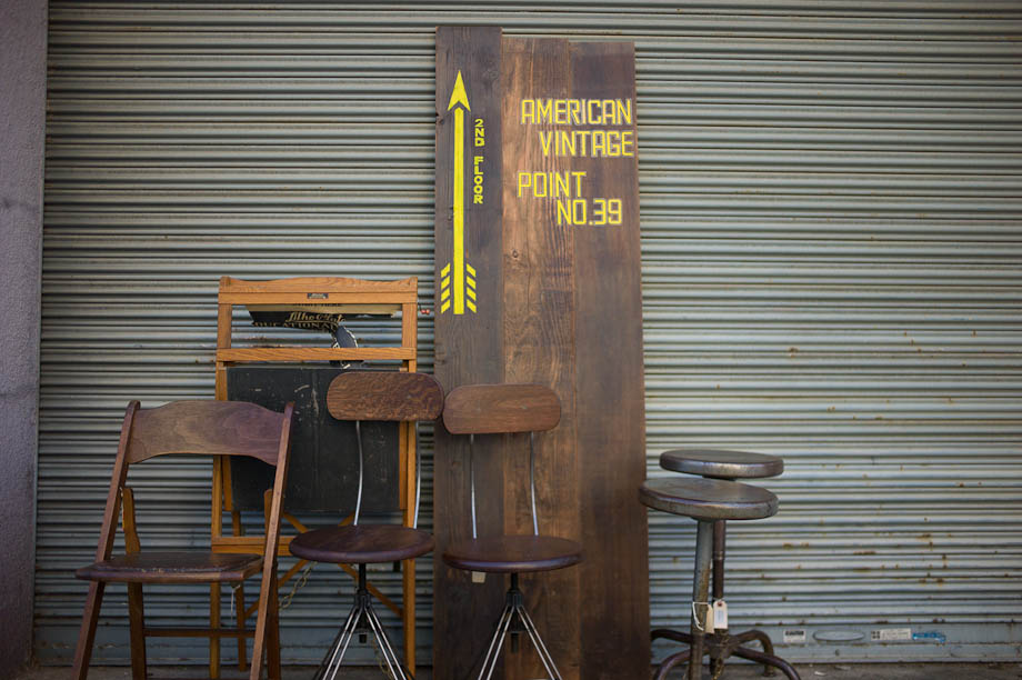 American Antiques in Tokyo