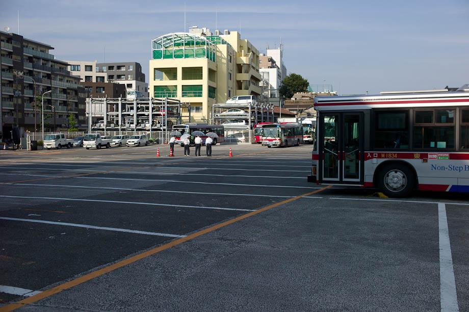 Bus Training